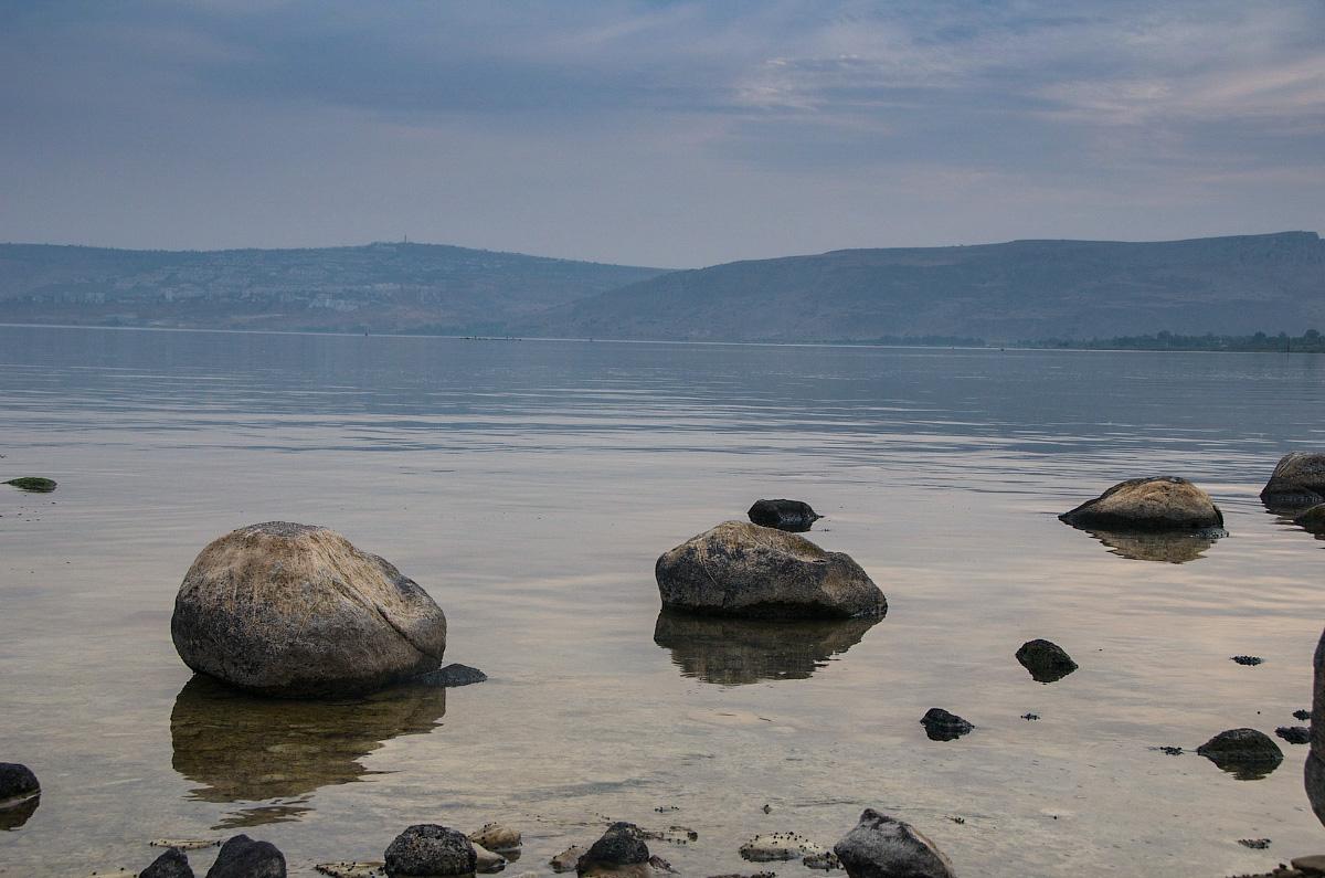 озеро Кинерит