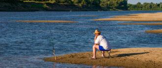 Ахтуба рыбак