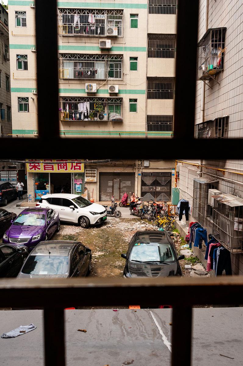 Дворик в Гуанчжоу