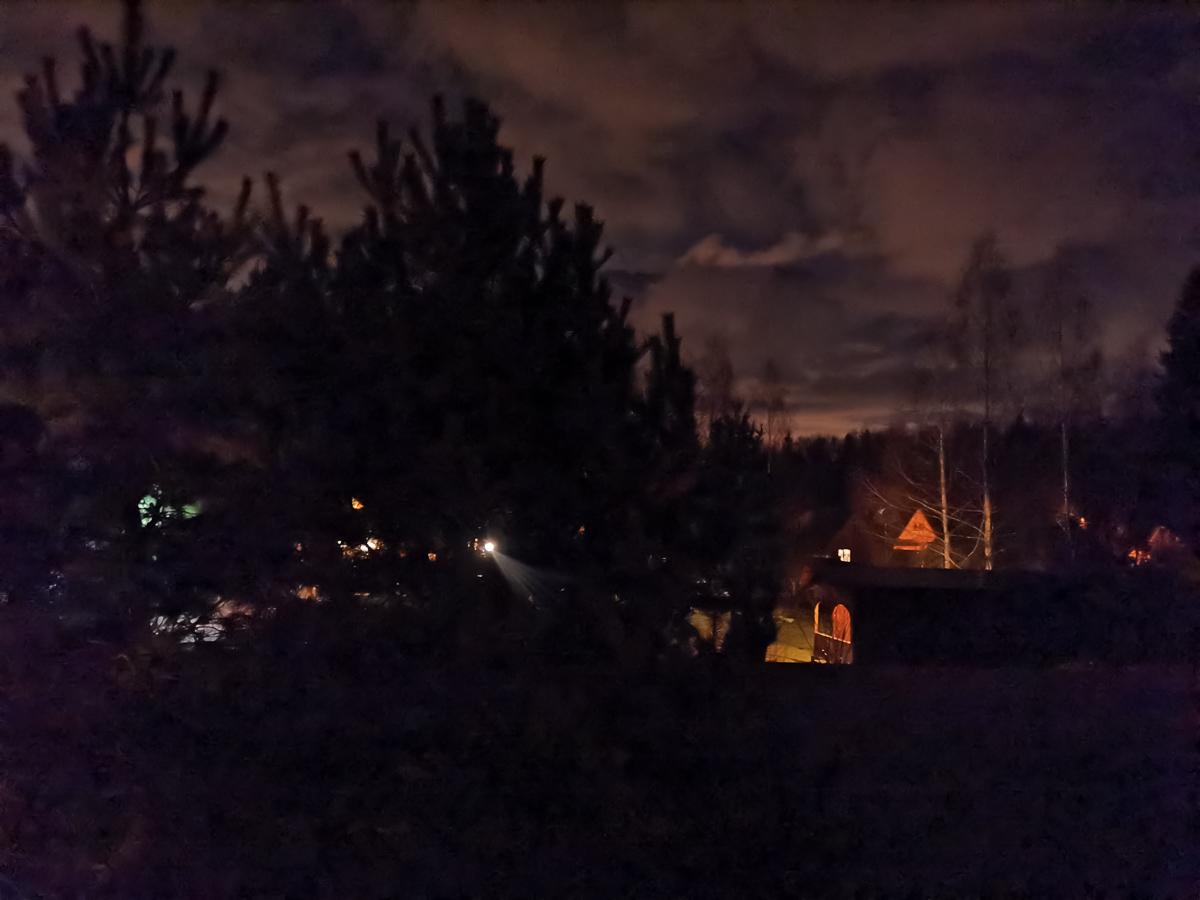 Ночь в СНТ