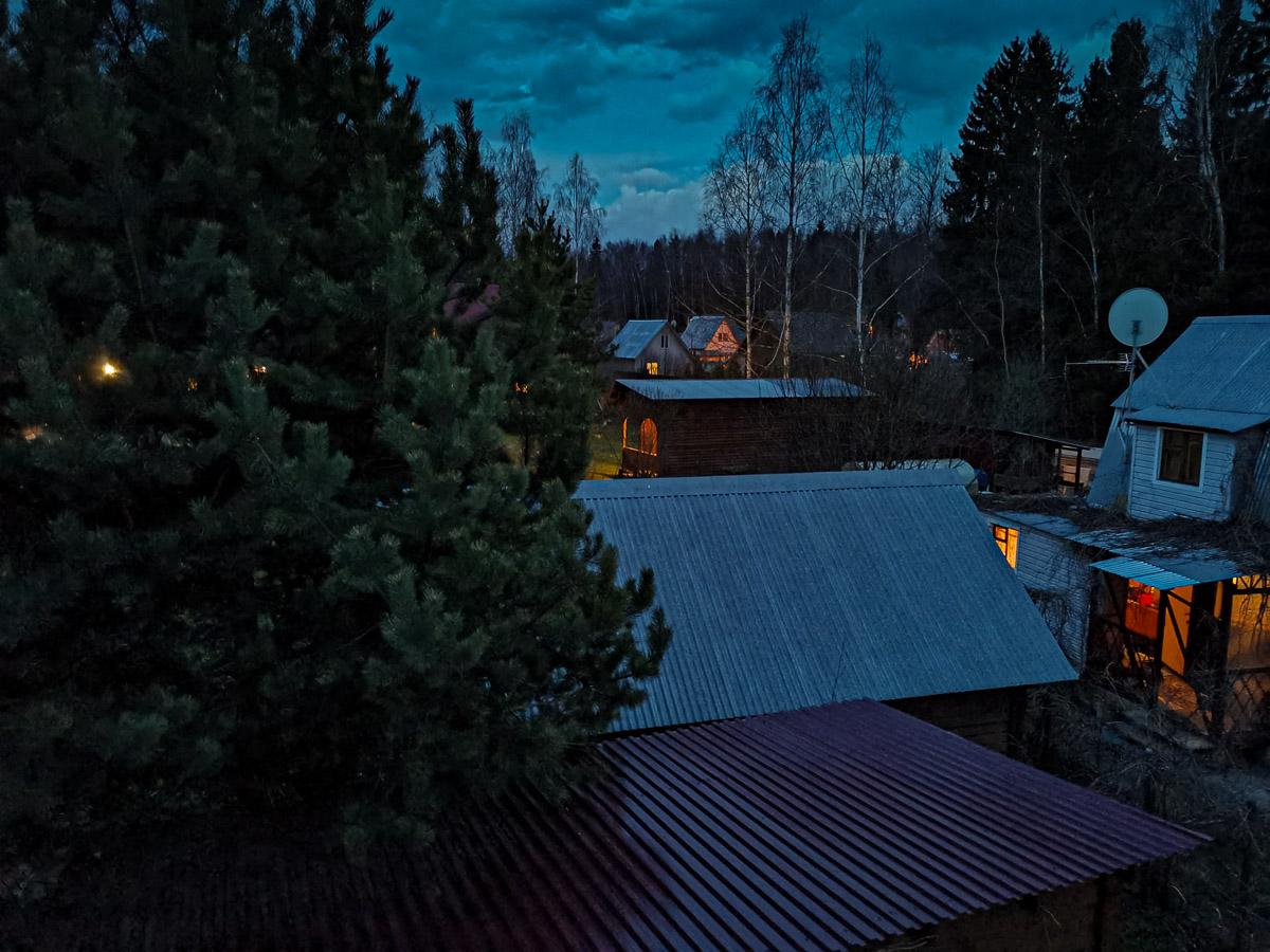 Соседские крыши