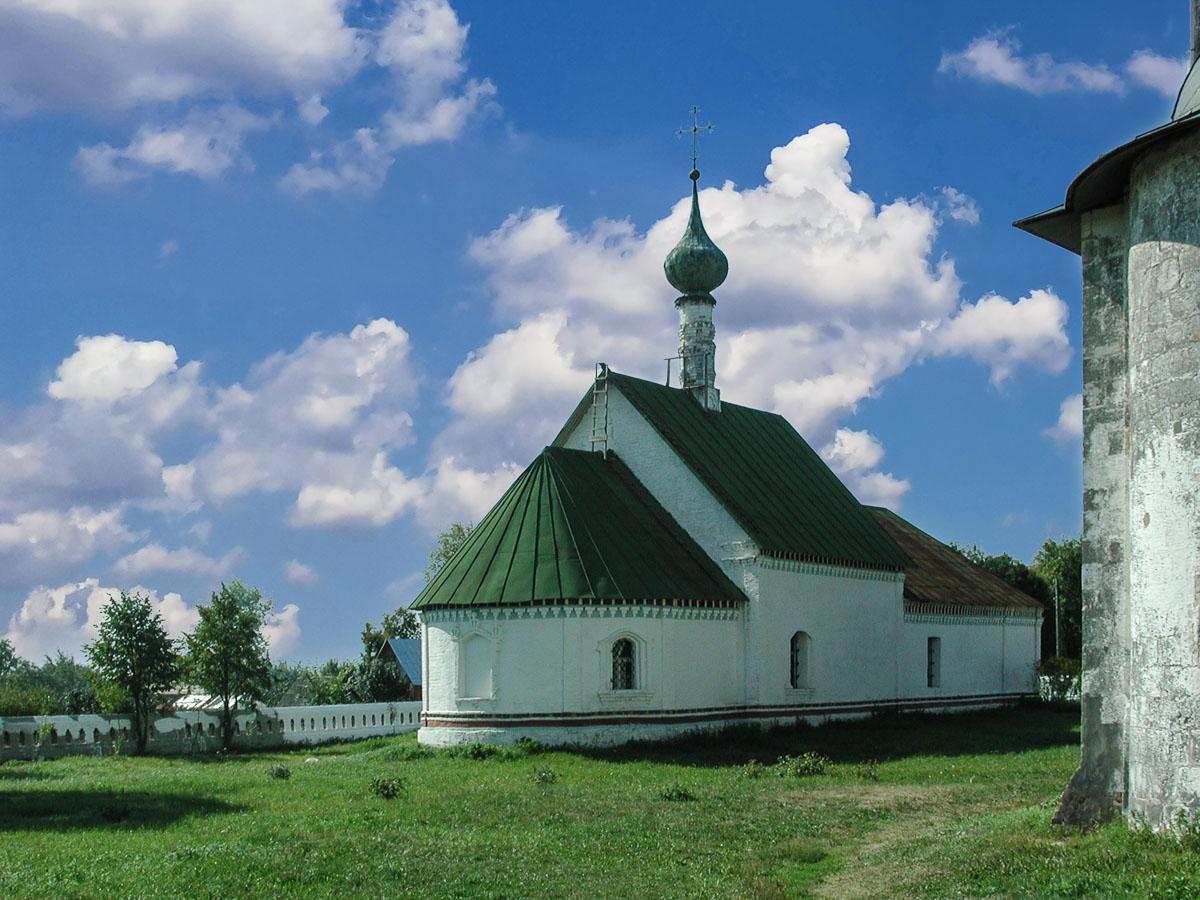 Стефаниевская церковь в Кидекше