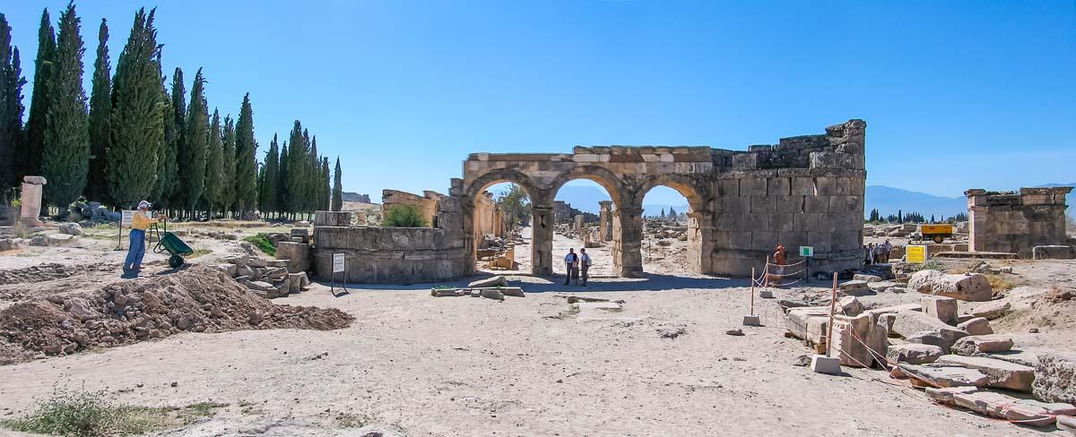 Ворота Домициана