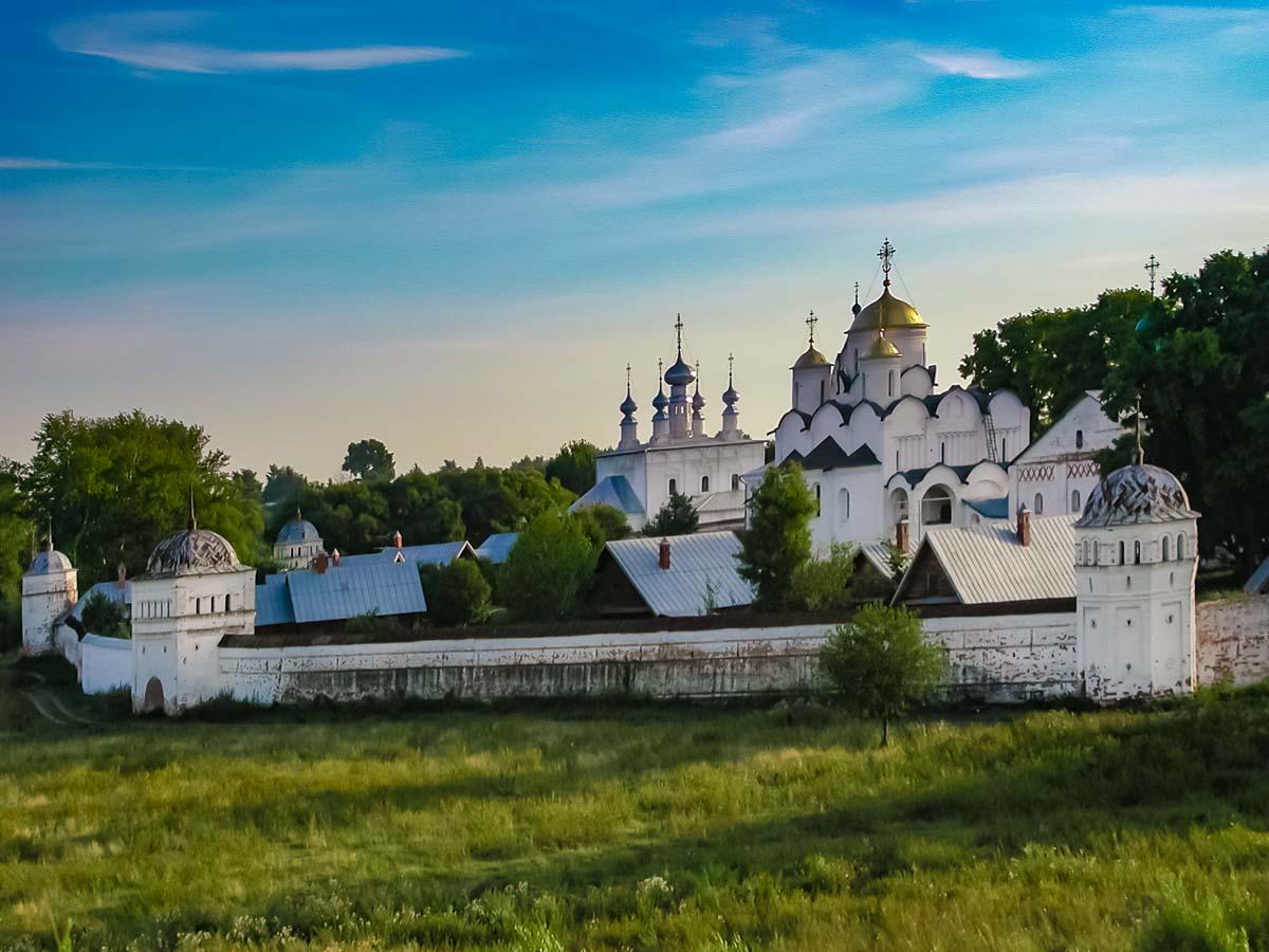 Женский монастырь