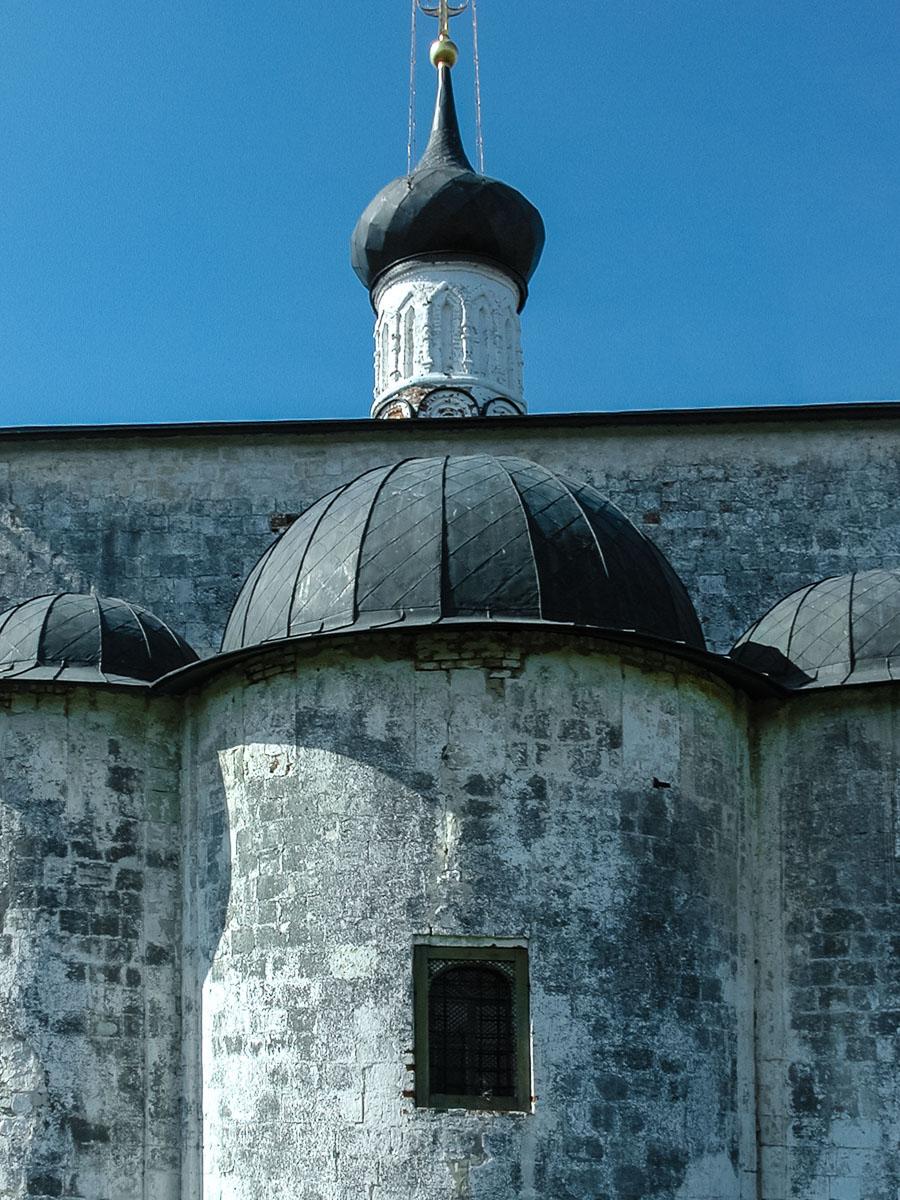 Кидекша достопримечательность – Борисоглебский собор