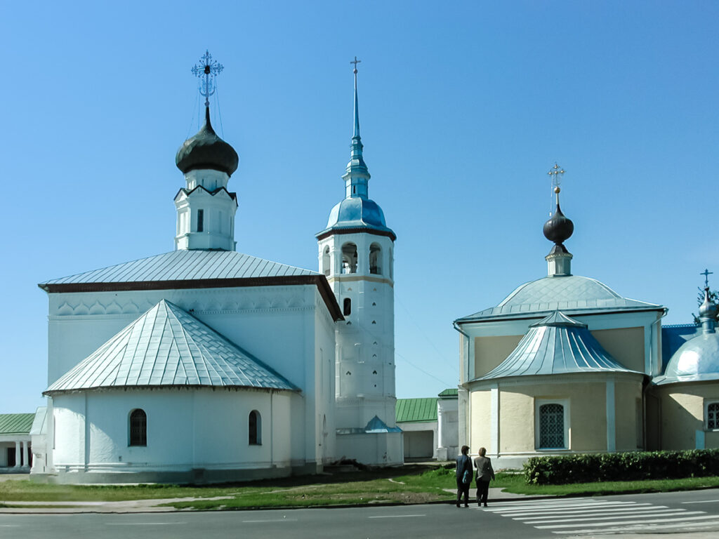 Парные церкви