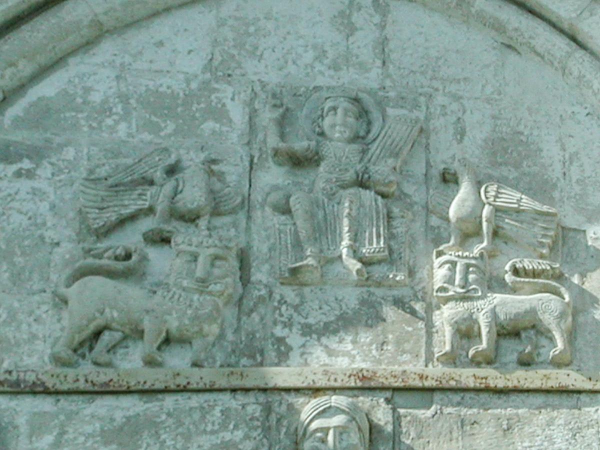 Декор на церкви