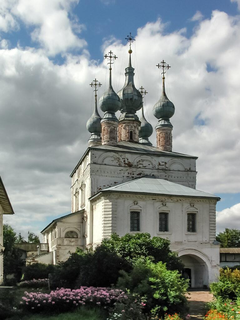 Надвратная церковь