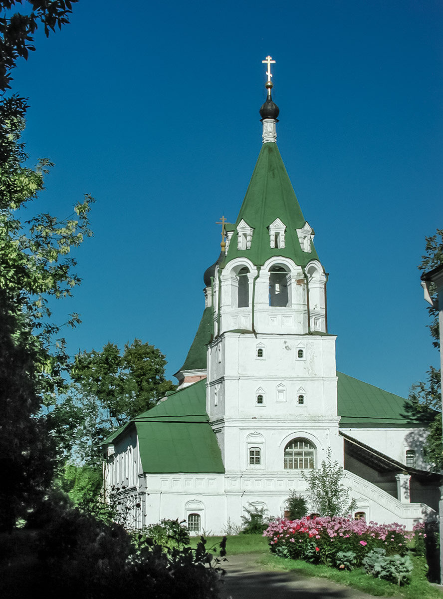 Покровская церковь Александровской слободы