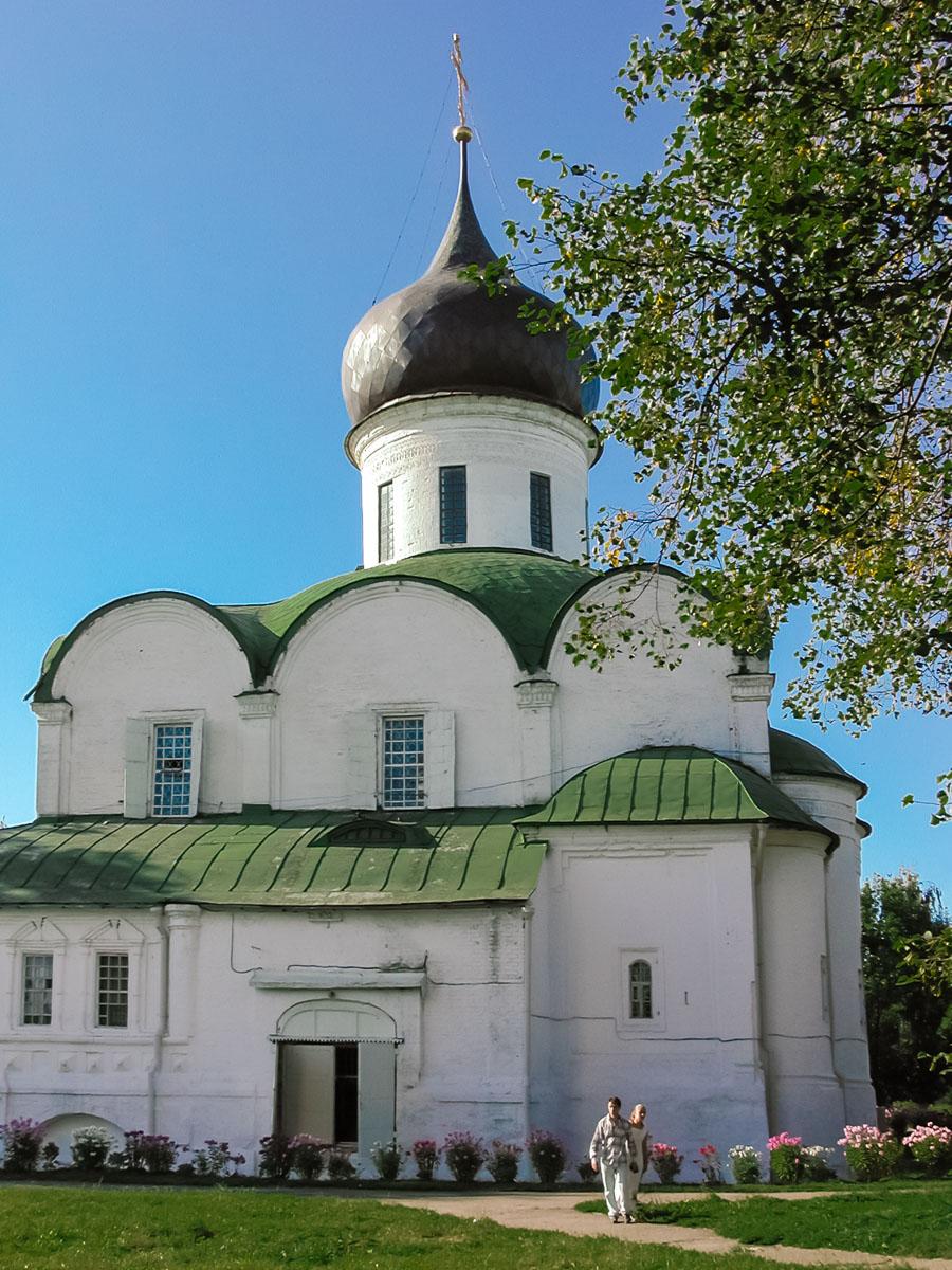 Троицкий собор – достопримечательность города Александрова