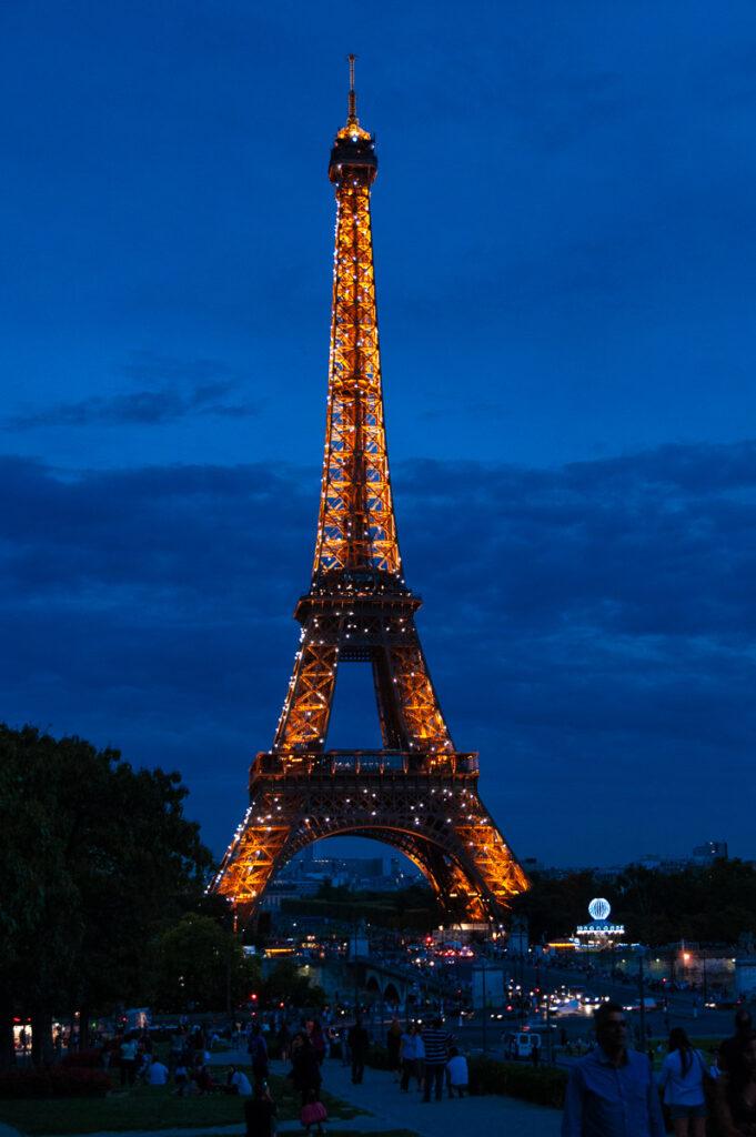 фото достопримечательностей Парижа