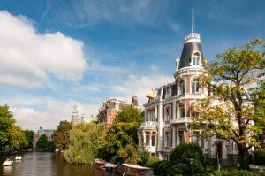 Амстардам – фото города