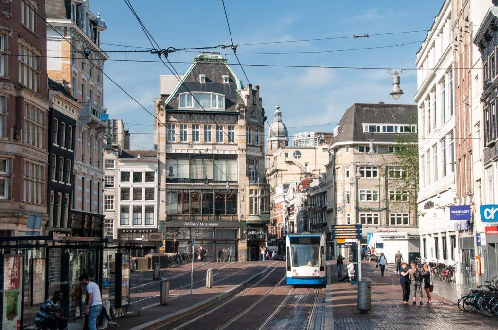 фото улиц Амстердама