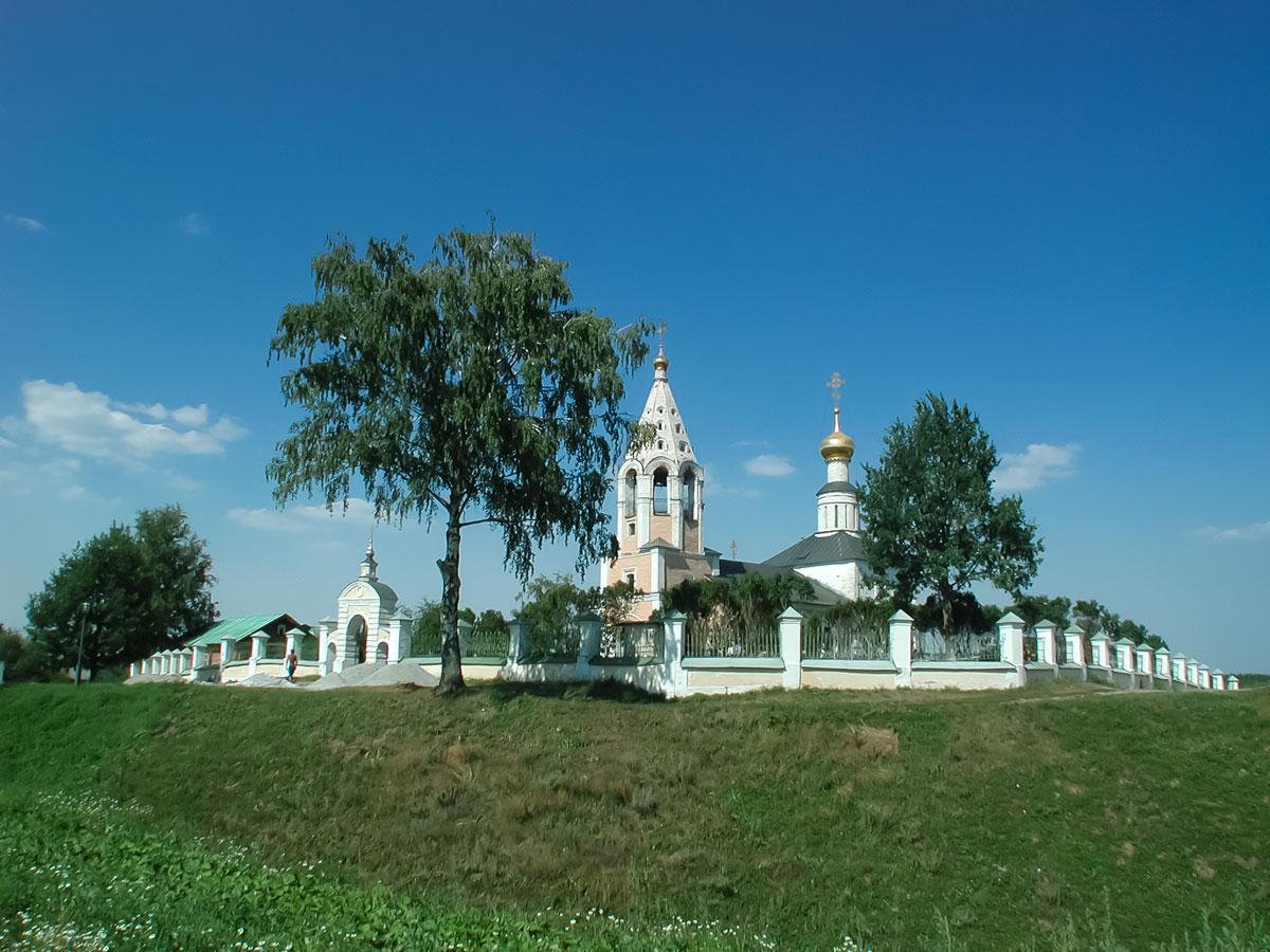 село Городня - церковь Рождества Богородицы